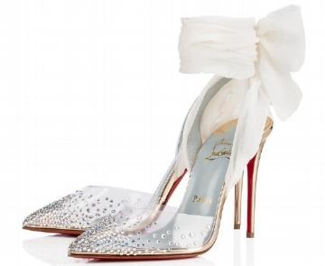 The    'MIRAGIRL' shoe