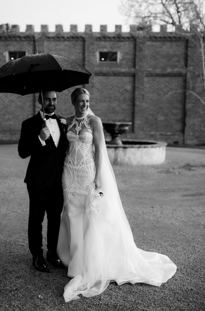 Photographer: Katie Harmsworth Dress: Vincenzo Pintaudi Couture