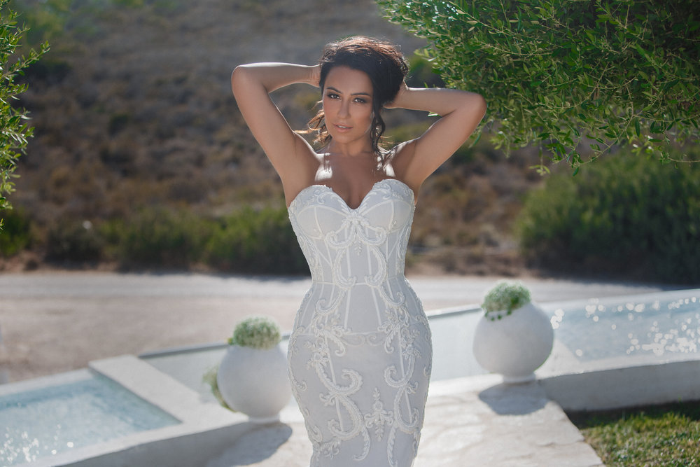 Photographer:  Sobokar Dmytro Photography  Dress: Vincenzo Pintaudi Couture