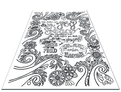 Bible colouring download printable