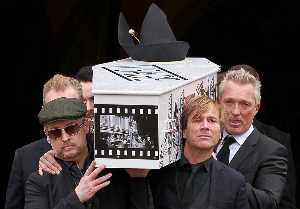 Funeral of Steve Strange