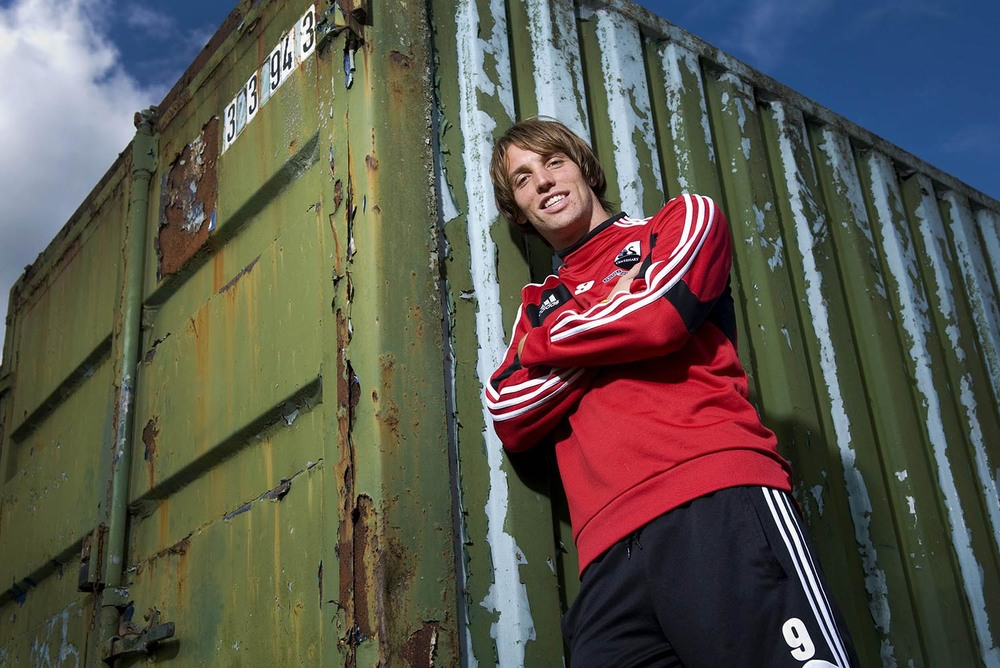 Michu for The Sunday Times