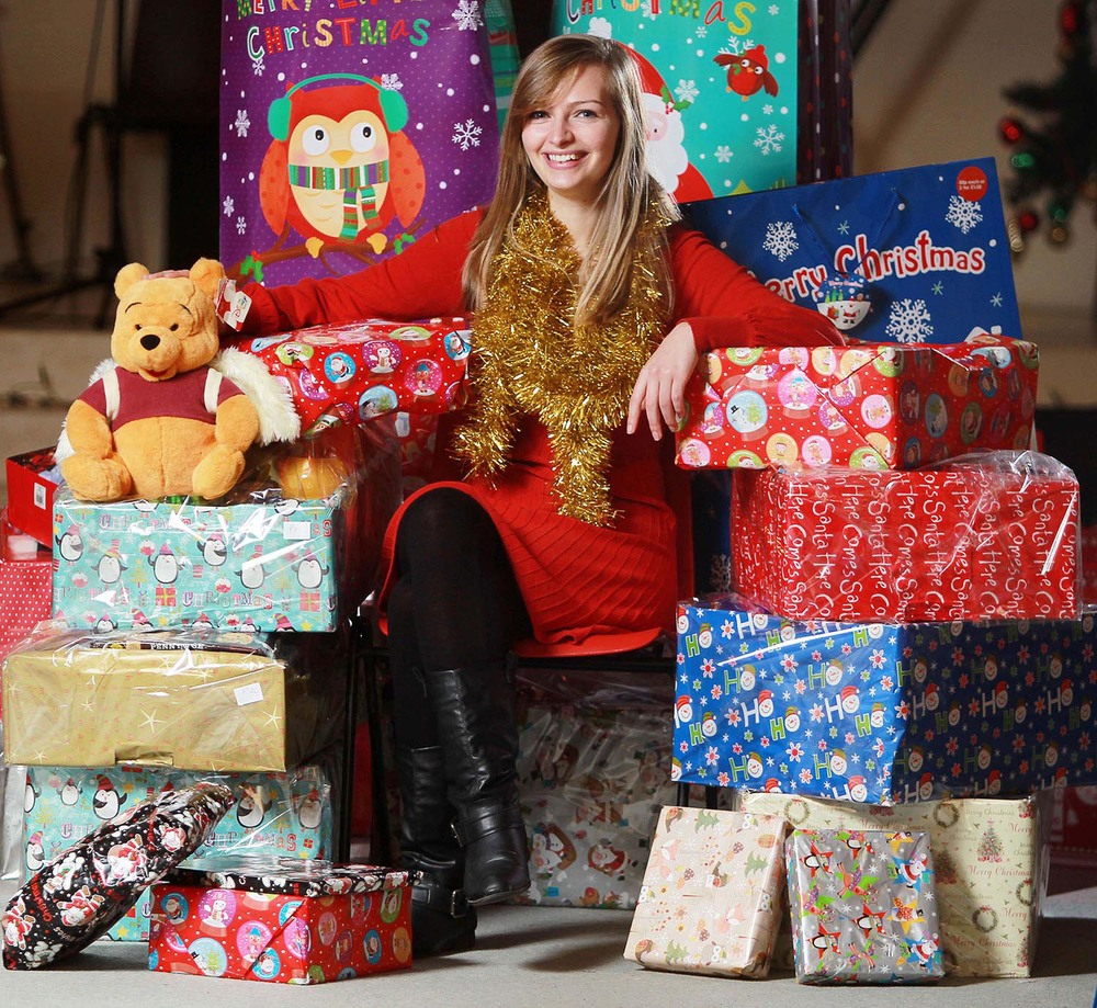 The Sunday People's Toy Appeal