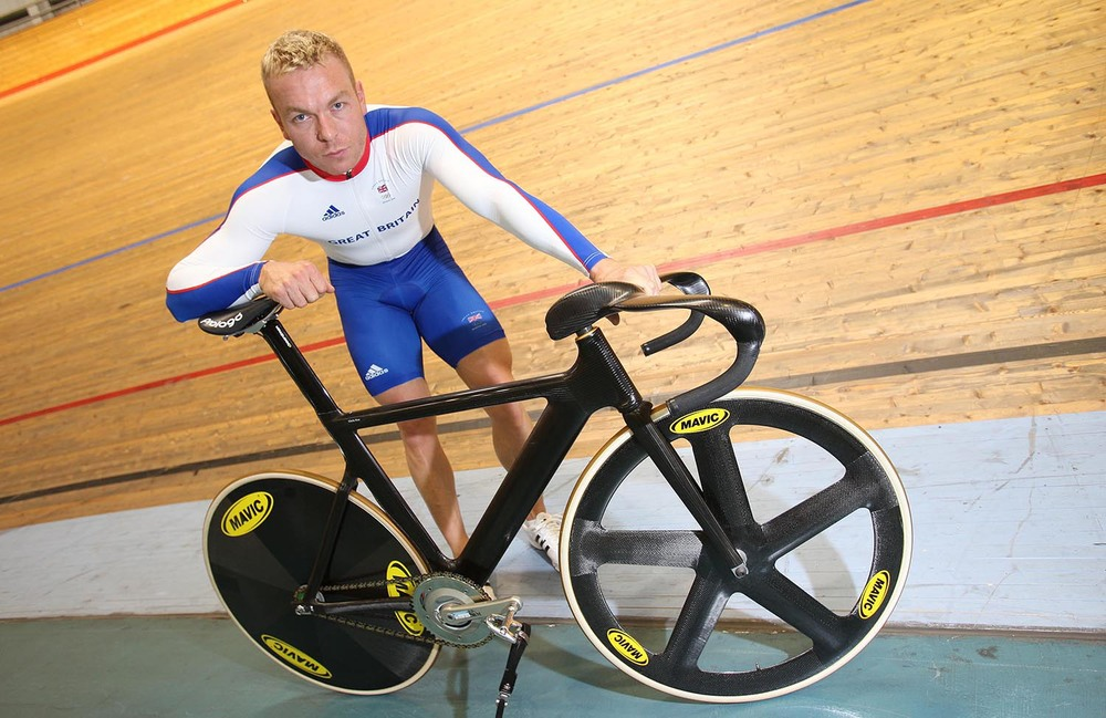 Chris Hoy Olympic feature