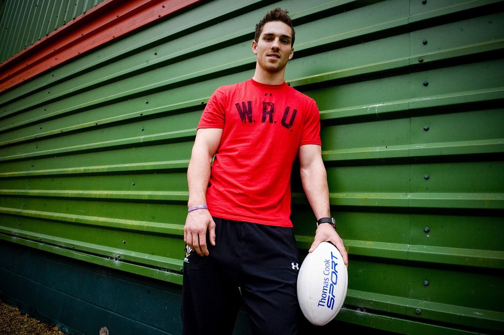 George North - Thomas Cook Sport