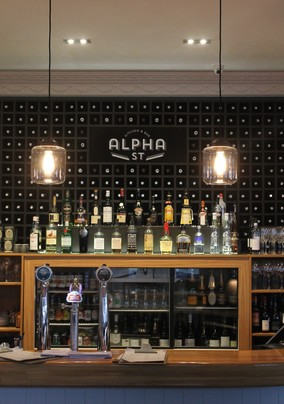 Alpha Street Kitchen & Bar