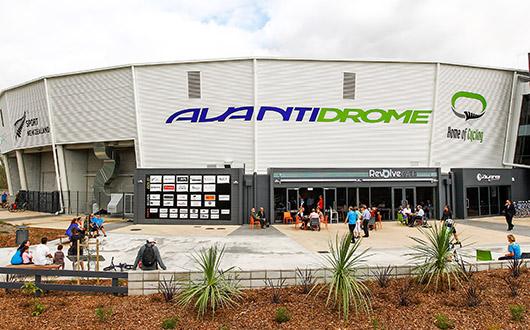 Avantidrome & Bikery Cafe