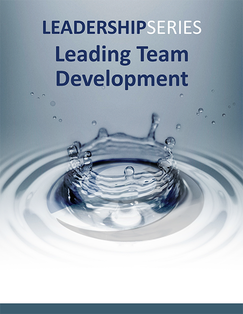 Leading Team Development Program Description (PDF) »