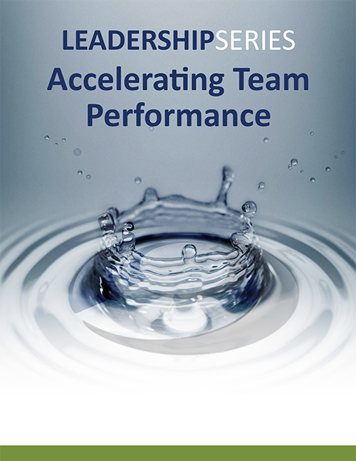 Accelerating Team Performance Program Description (PDF) »