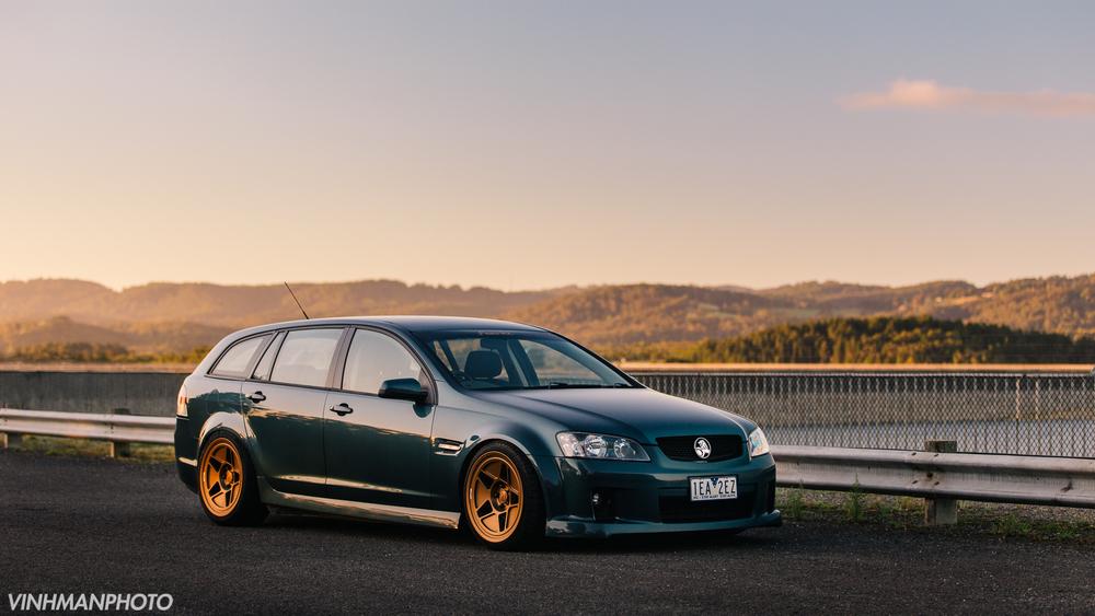 Holden Wagon Fifteen52 Wheels