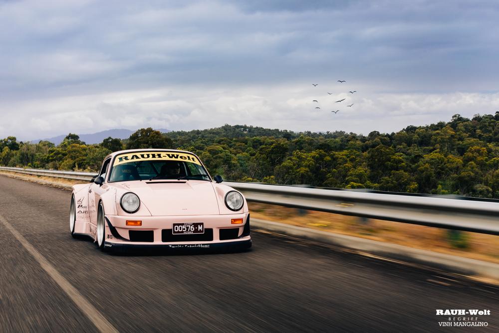 RWB Australia Porsche 911