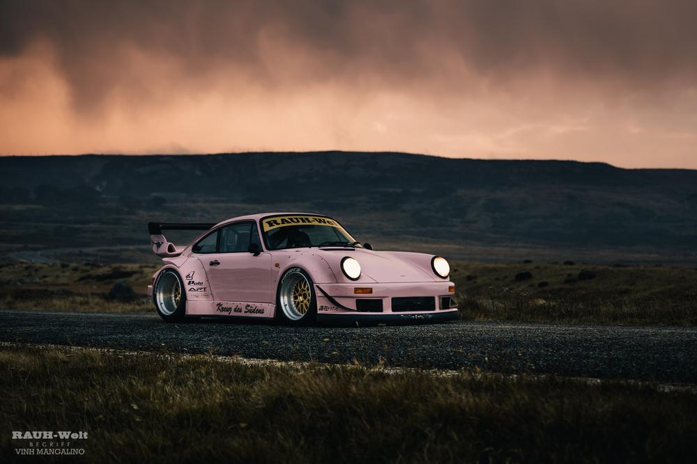 RWB Porsche 911