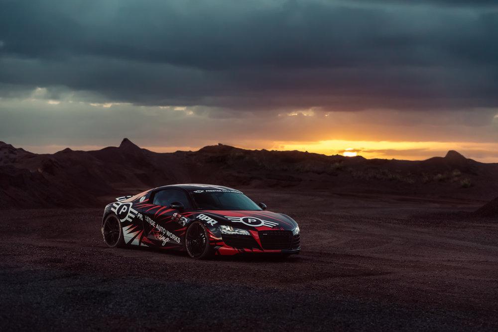 Prestige Auto Works R8