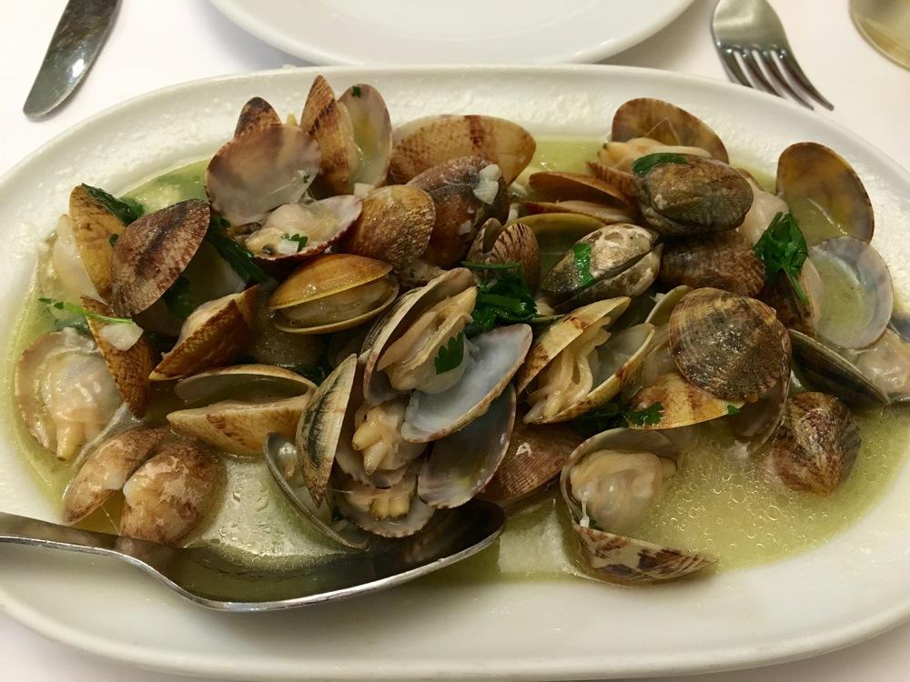 classic clams