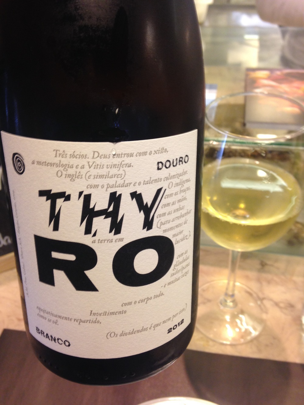 THYRO Douro white