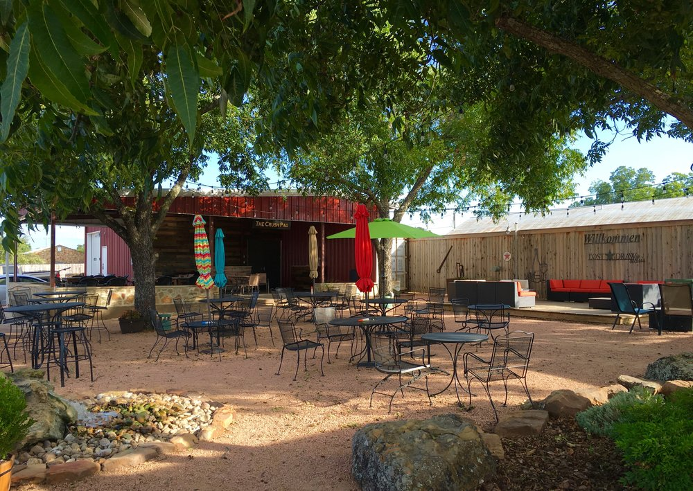 Lost Draw Cellars in Texas Hill Country