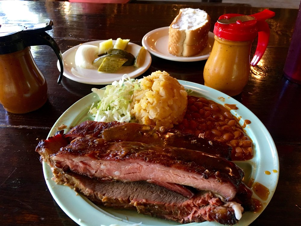 Salt Lick BBQ in Texas Hill Country