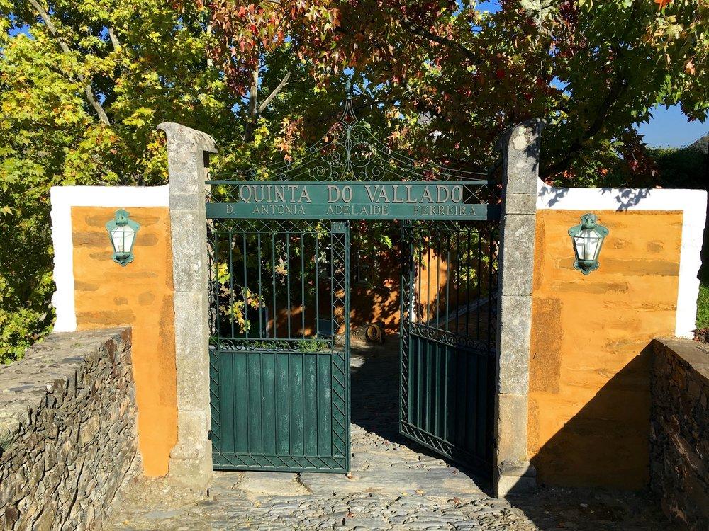 Ferreirinha's gate