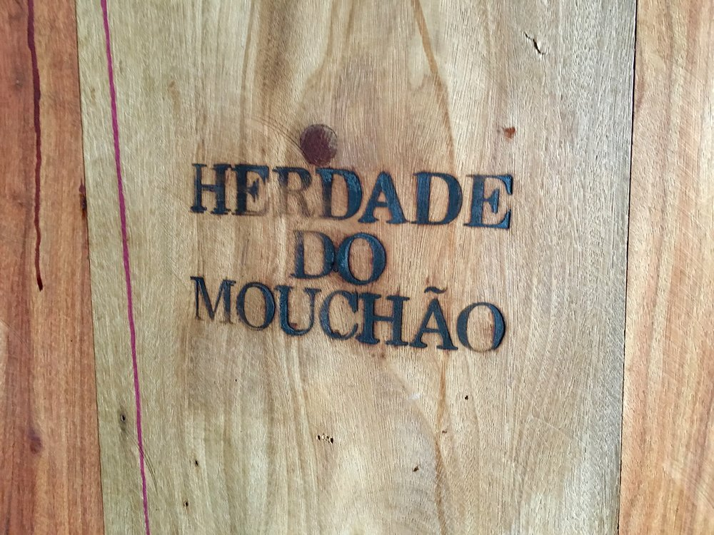 Herdade do Mouchão: barrel