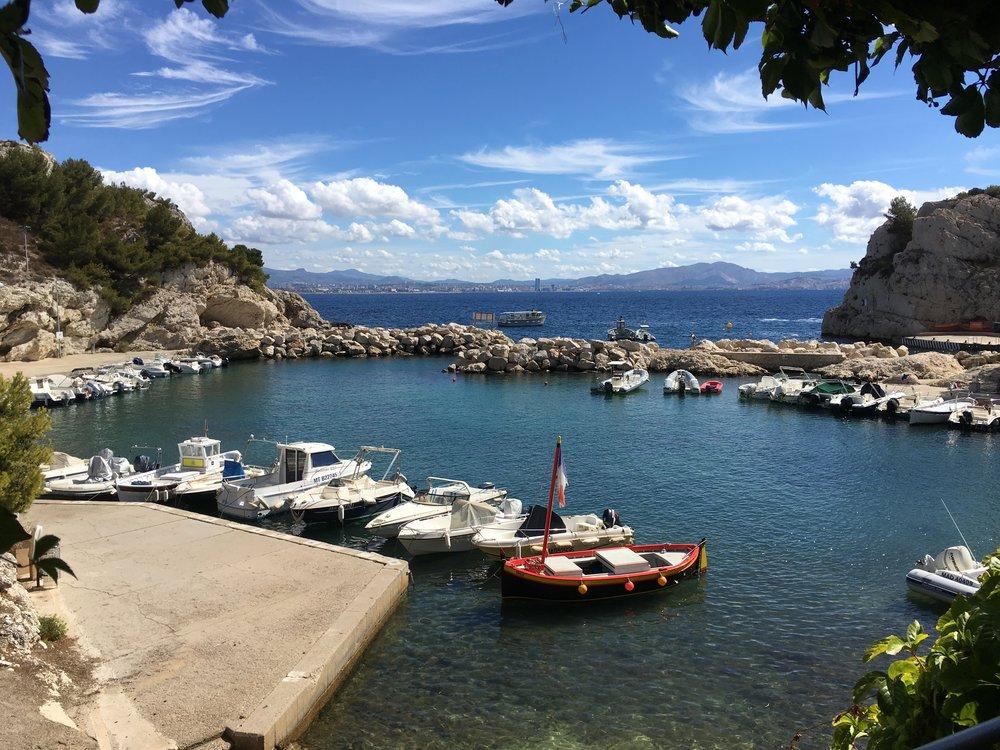Niolon, Provence