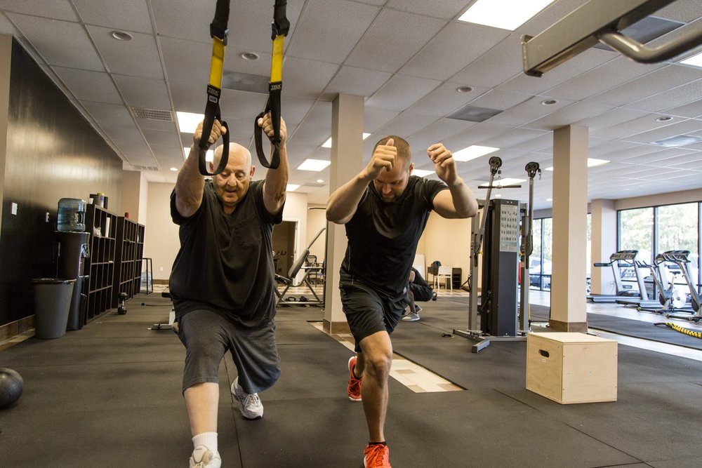 Senior Citizen Functional Training  - Increase your quality of life