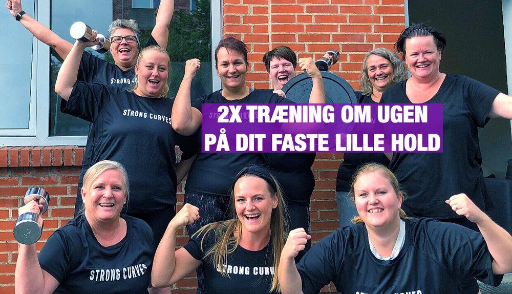 plus size bootcamp kvindebootcamp store piger vægttab sundere livsstil vægttabsrejse kostvejledning privat træning personlig træning