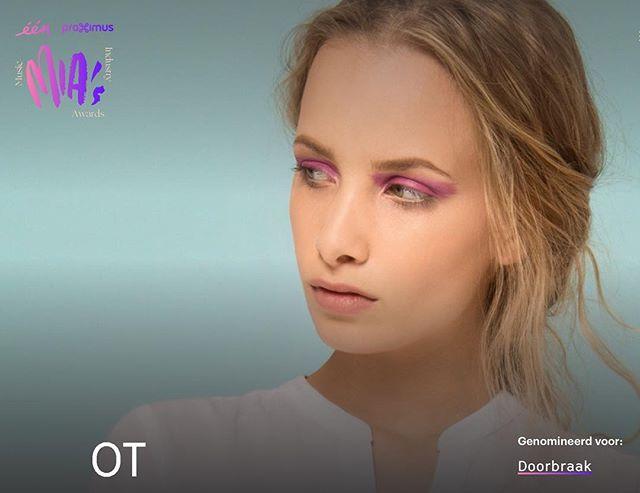 """OT is genomineerd voor de MIA """"Doorbraak Van Het Jaar"""" @ot.official_ @fruitylabel"""