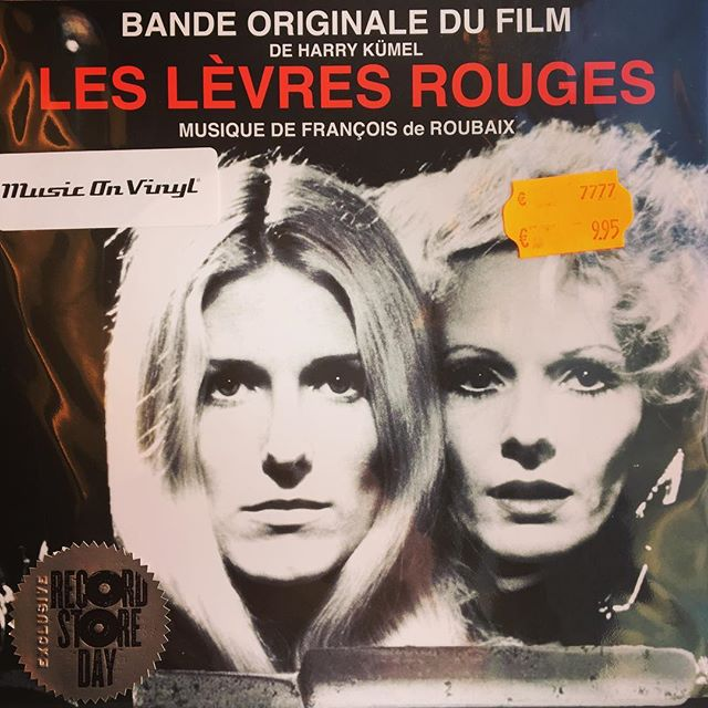 """Now available in your local record store! Exclusive Les Dunes d'Ostende 7"""" for #rsd2019 @recordstoredaybe #vinyl #7inch @musiconvinyl"""