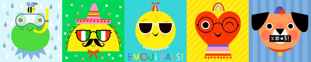 Emoji Pals App