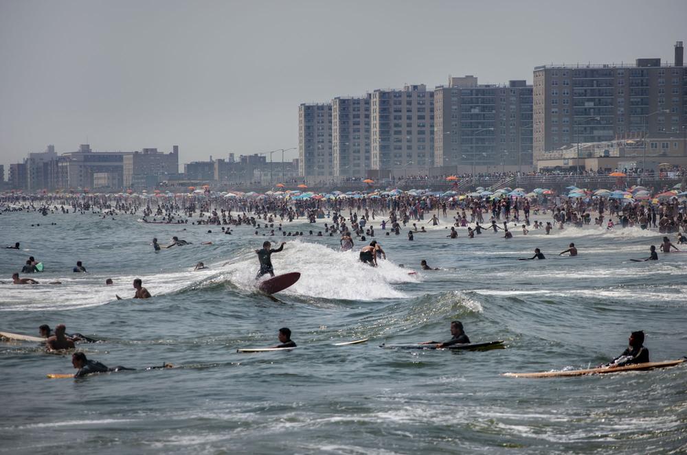 Rockaway Beach Summer 2012