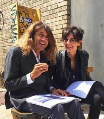 Derek Hynd & Andreea Waters Brooklyn, NY