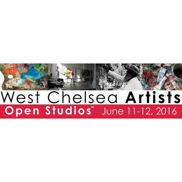 WEST CHELSEA ARTISTS OPEN STUDIOS PRESENTS ITS SIXTH ANNUAL ARTISTS' OPEN STUDIOS EVENT this June in the West Chelsea Gallery District. Event Dates: Saturday and Sunday, June 11-12, 2016 from 12:00–6:00 p.m. More than 70 West Chelsea artists in 10 buildings open their studios to the public during the weekend of June 11-12, 2016. The free self guided open studios tour stretches along the High Line between Westbeth Artists building and West Chelsea Arts building. The self guided tour starts at the West Chelsea Arts building, 508-526 West 26th Street where visitors can pickup Tour Maps and artists information. (New York, NY) – April 20, 2016, West Chelsea Artists Open Studios presents its fifth annual Artists' Open Studios in the West Chelsea Arts district Saturday and Sunday, June 11-12, 2016 from 12 noon to 6:00 p.m. The open studios event is free and open to the public. On Saturday and Sunday, June 11-12, more than 70 artists in the iconic West Chelsea Arts district will open their studios to the public for a weekend free, self-guided art tour. Presented by West Chelsea Artists Group, Westbeth and the Public Art Squad Projects, the artists open studios provides the rare opportunity for the public to meet a multitude of artists, to learn about their works, styles and mediums, and to see first-hand those creative spaces generally open exclusively by appointment.  WEST CHELSEA ARTISTS GROUP 526 West 26th Street, Studio 511, New York, NY 10001, 212 242-1909, 917 697-0844 www.westchelseaartists.com  The self-guided tour is an open format that has proven to be an ideal way to encourage dialogue between artists and enthusiasts allowing visitors to gain first hand knowledge about the creative process. It has an invaluable value since it gives collectors the opportunity to purchase works directly from the artists' studio inventory and discover new talent before it makes its way to the gallery walls.This is the event when talents can be discovered and artwork can be purchased