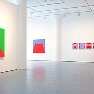 Closing June 25 The Italian Paintings, 1961-1969 by Marcia Hafif #art #nyc #chelsea #526w26 #fergusmccaffrey