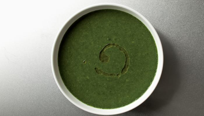 See Basic Green Soup