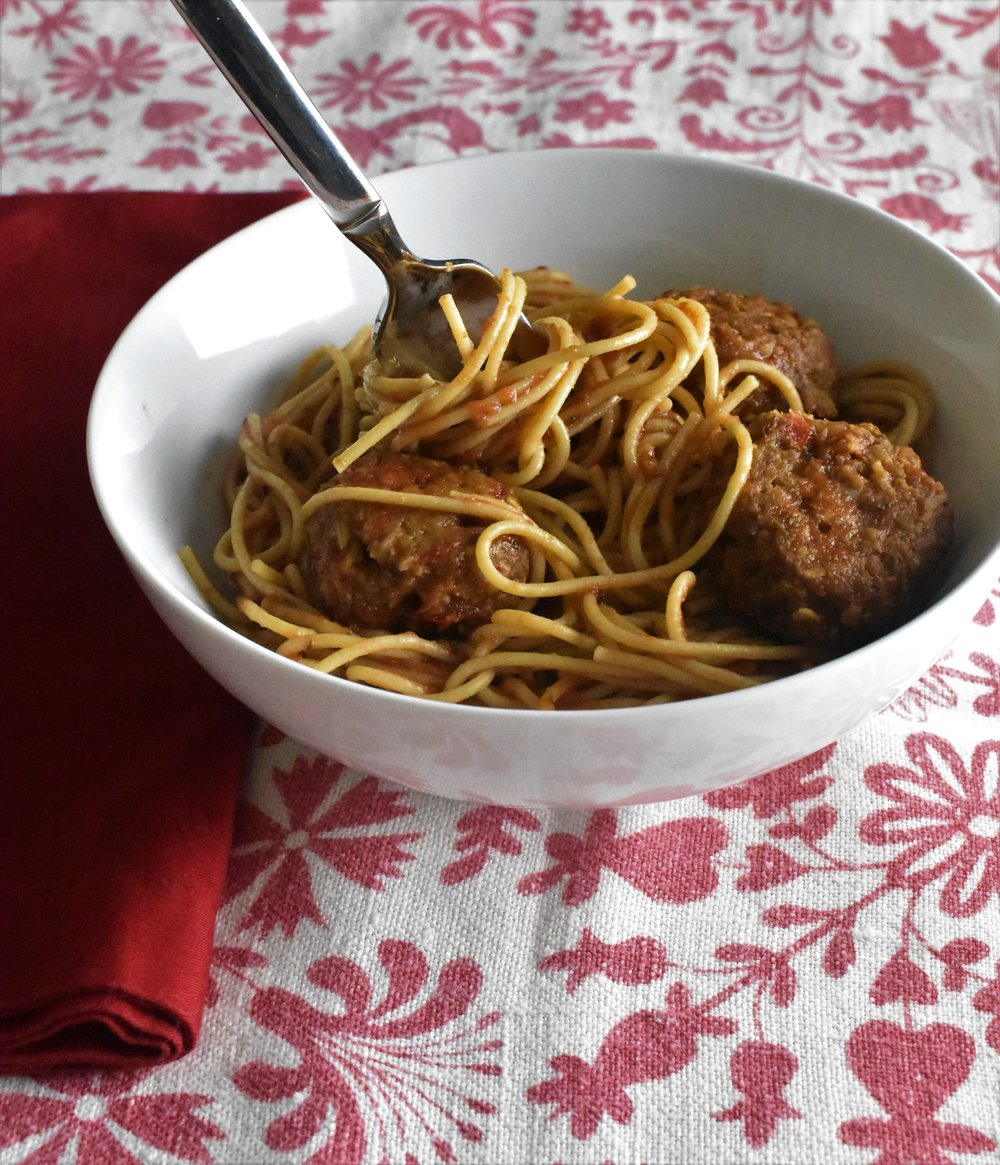 Spaghetti and Vegetable Meatballs 3.jpg