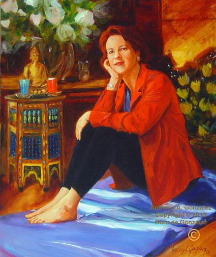 Portrait Lucy