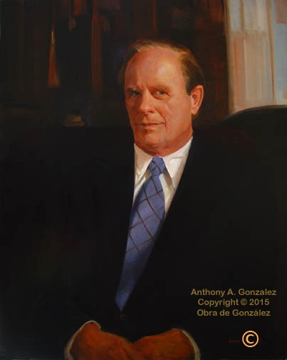Portrait Nelson Wolff