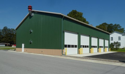 Berkshire Fire District Firehall