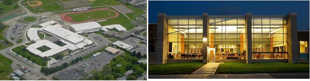 Watkins Glen CSD Aerial & Library