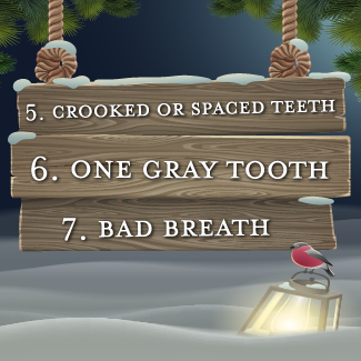 If you see any of these clues or have other concerns, a visit with our teaml can help you protect your smile!
