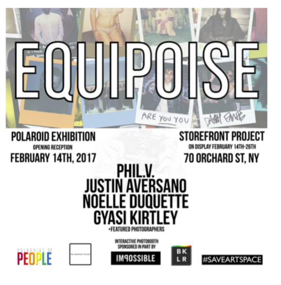 Equipoise - Group Show.