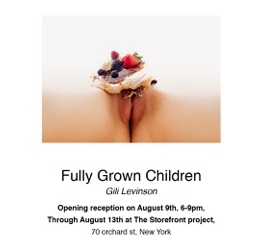 Gili Levinson  - Fully Grown Children