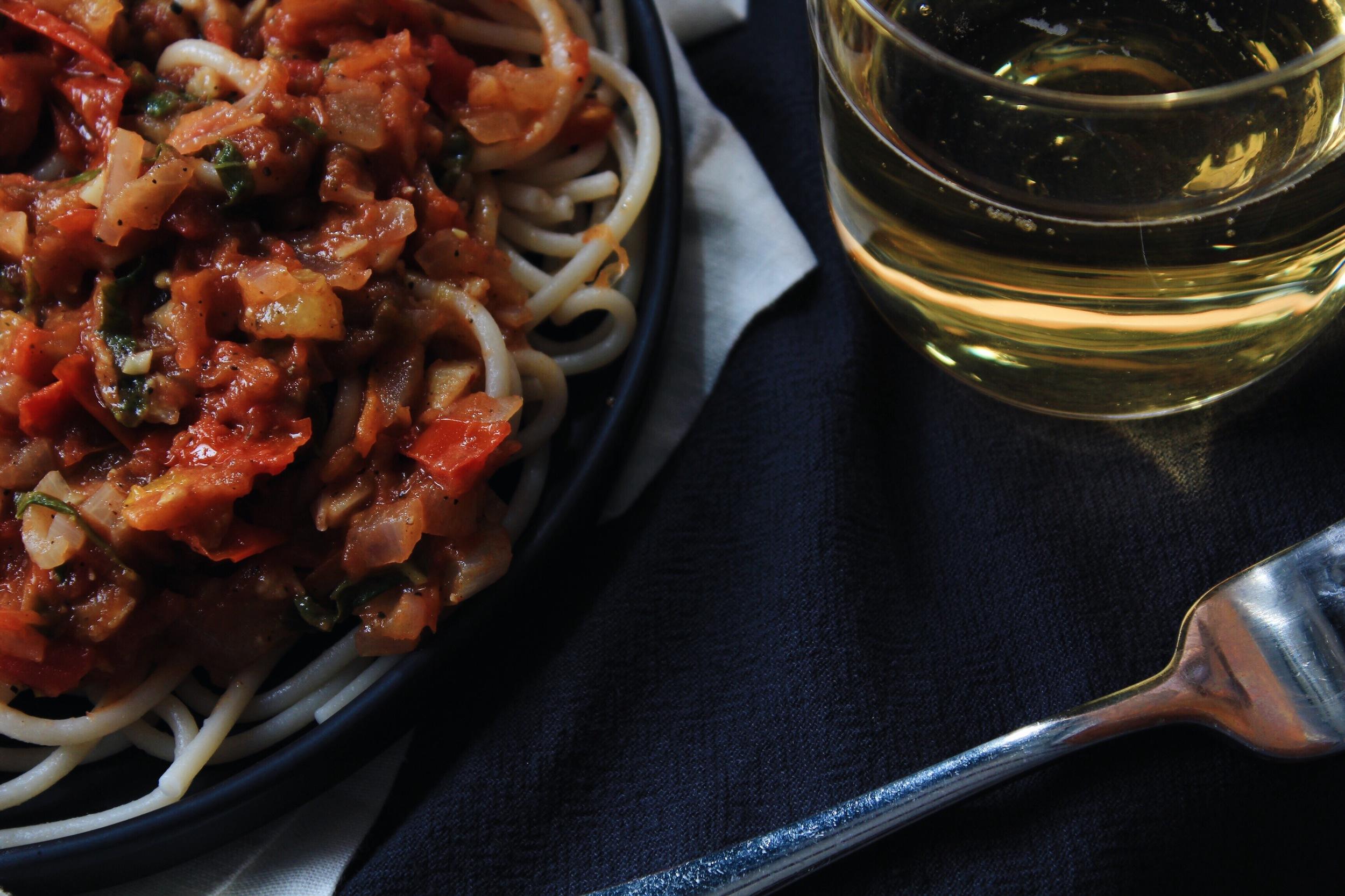 Fresh & Simple Pasta Sauce — The Aphrodisiac Kitchen