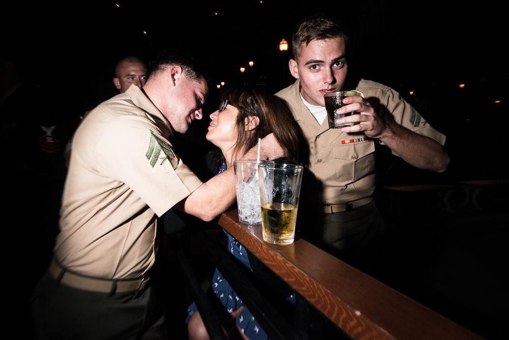 Marines, San Francisco CA, October 2014