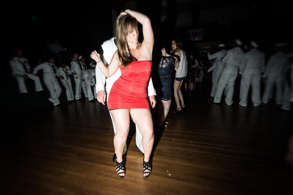 On the Dancefloor, Portland OR, May 2014