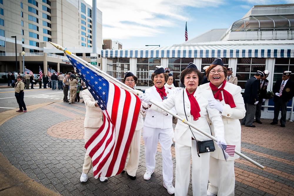 The Ladies' Auxiliary, Virginia Beach VA, November 2013