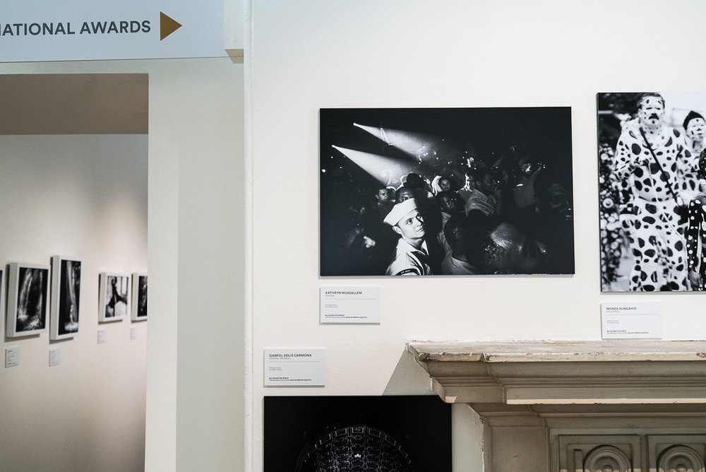 Sony World Photography Awards, Somerset House, London UK, Spring 2016