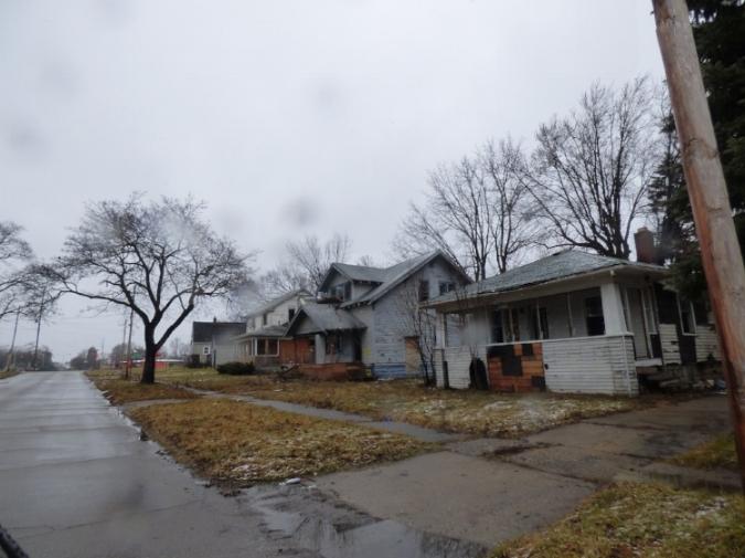 Wolcott St., Flint, MI