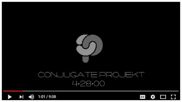 Conjugate Projekt - Part 1