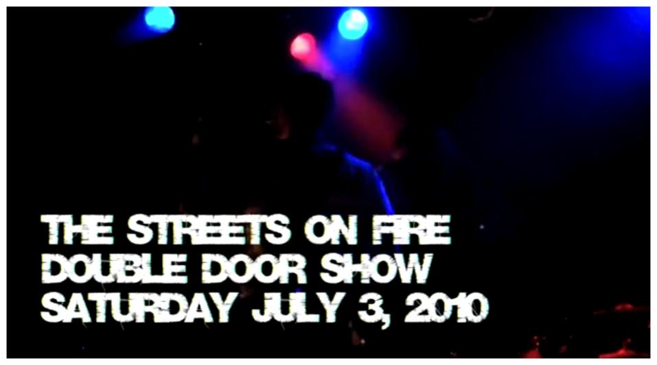 TSOF Live @ Double Door